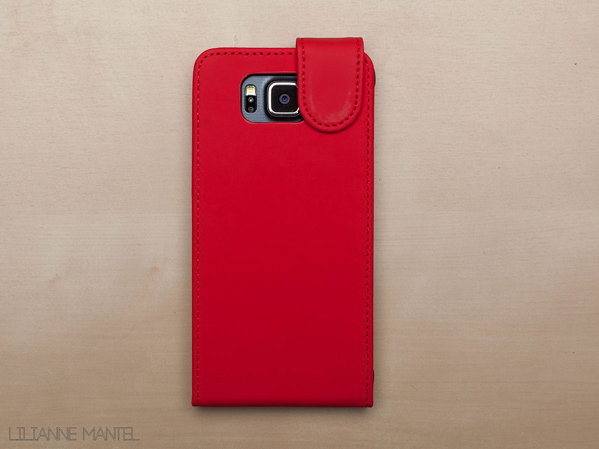 Samsung Galaxy Alpha Hoesje.
