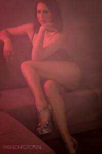 Glamour - en lingerieshoot