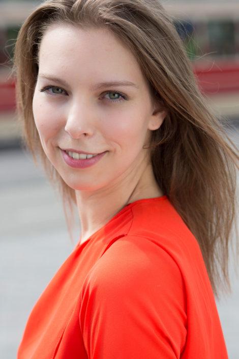 Straatfotografie fotoshoot met Jessica Onderwater