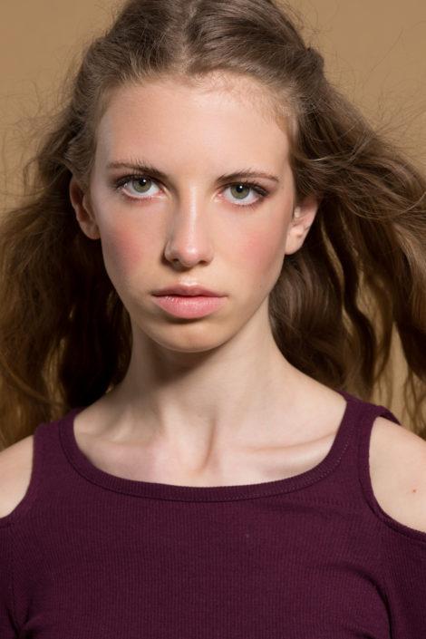 Studio fotoshoot met modellen van BM Model Management.